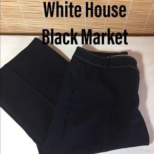 WHBM trouser pants 0